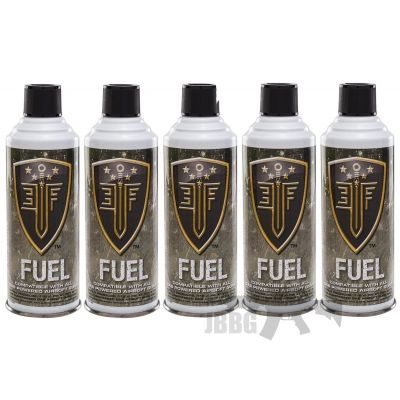 5 X Elite Force Umarex Airsoft Green Gas 8 Oz Bundle Offer