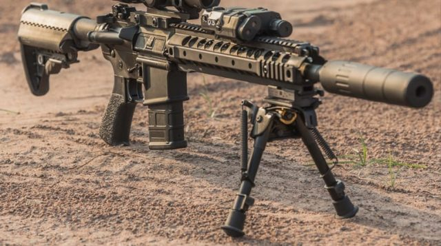 Best Bipods for Airsoft