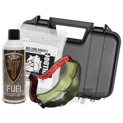 Gas Pistol Airsoft Accessory Set 1 Usa