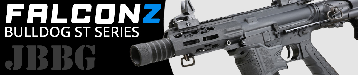 Bulldog Falcon Z QD AEG Airsoft Gun