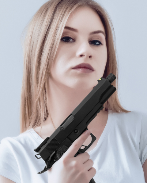 SRC Hi Capa Pistol at JBBG