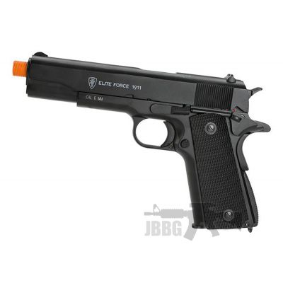 Elite Force 1911 A1 CO2 Blowback Airsoft Pistol – 6MM