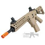 buldog airsoft gun 2 tan