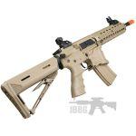 buldog airsoft gun 3 tan