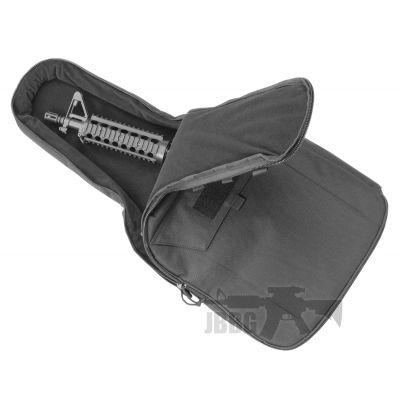 Q213 Guitar Gig Bag Gun Case Black