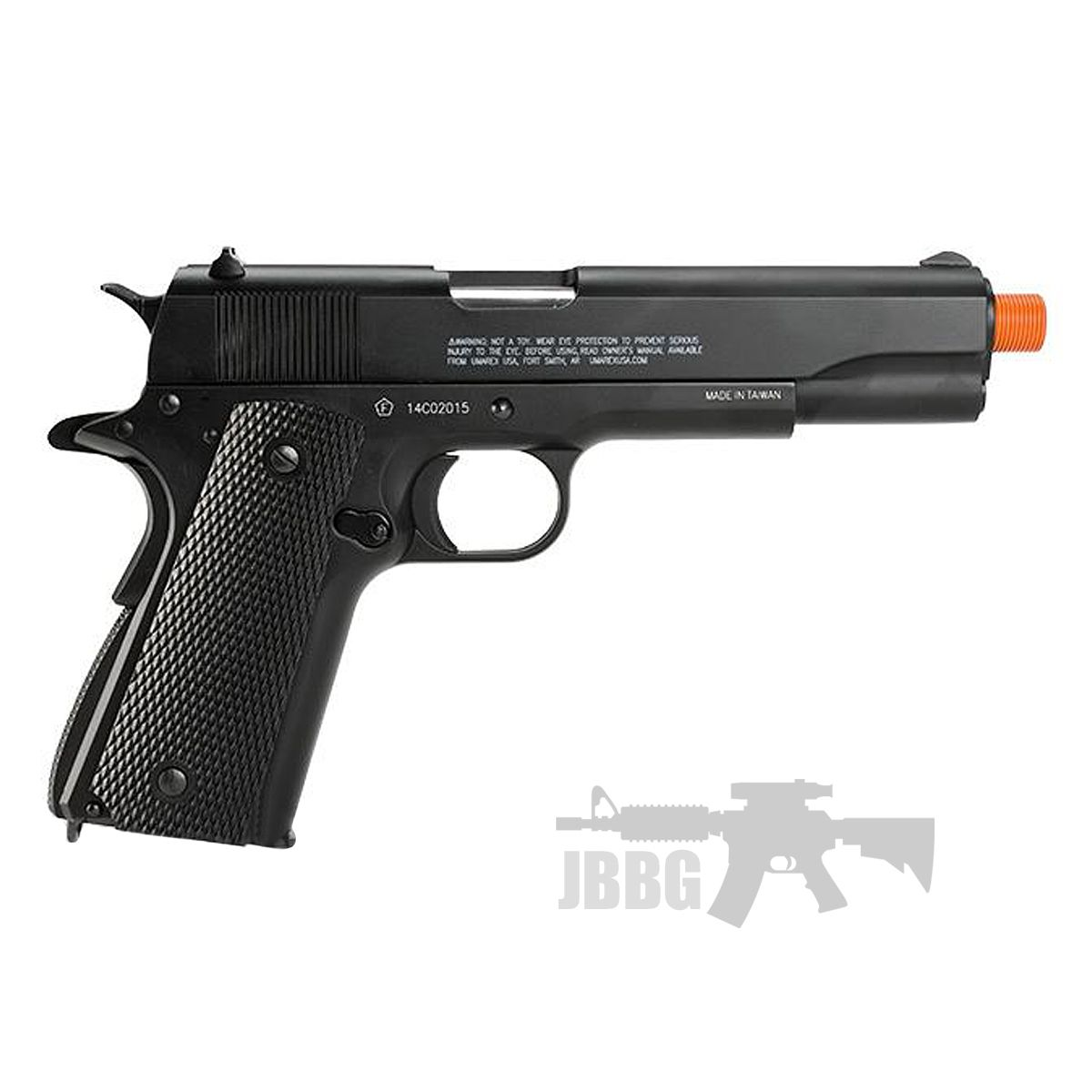 Elite Force 1911 A1 CO2 Blowback Airsoft Pistol