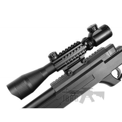 Optics 4-16×50 EG Tactical Scope