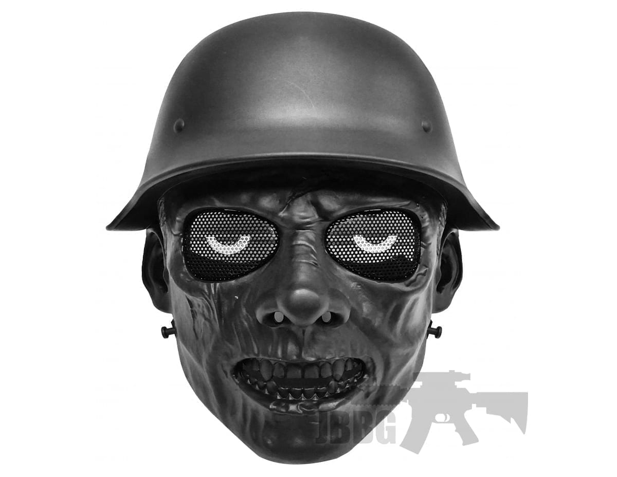 Army Zombie Airsoft Mask