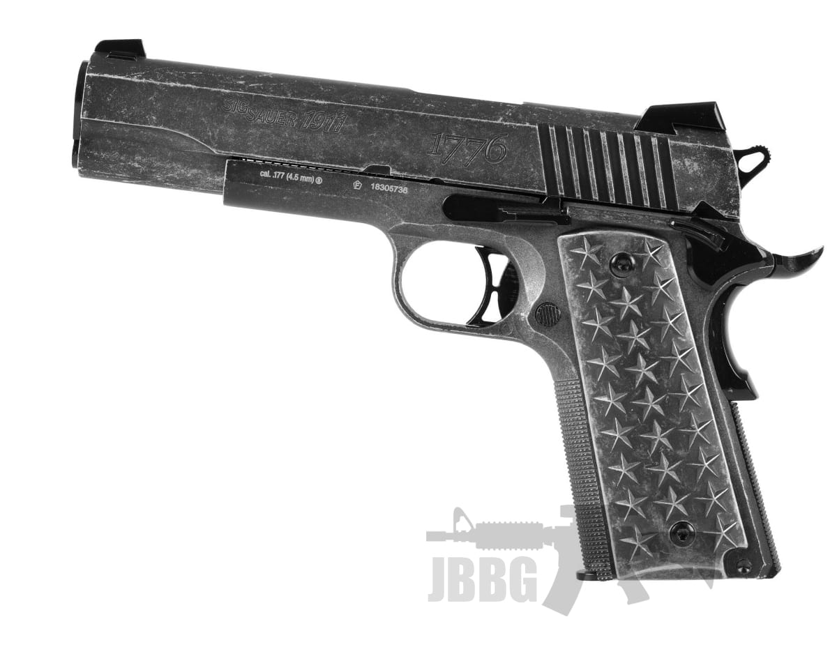 sig sauer 1911 we the people bb pistol 1
