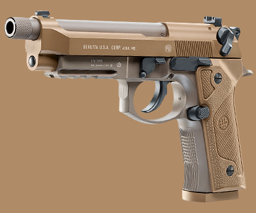 beretta m9 a3 tan air pistol