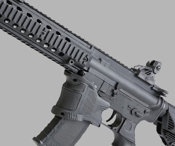 bulldog black rifle m4