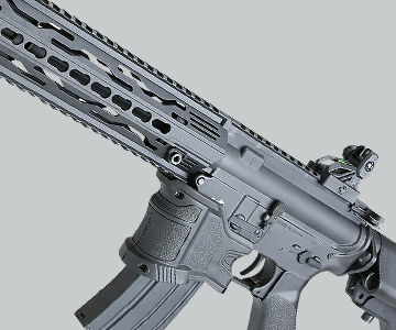 bulldog m4 mamber black rifle