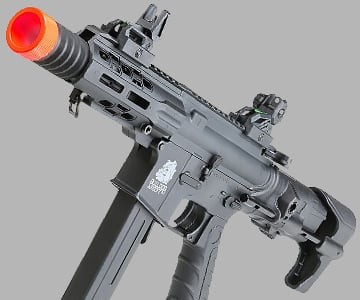 bulldog qd airsoft rifle