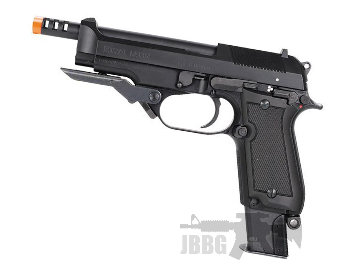 kwa m93r ns2 airsoft pistol