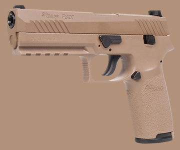 tan pistol usa