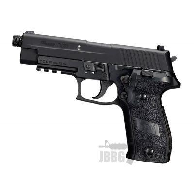 Sig Sauer P226 Pellet Air Pistol Full Metal CO2 Blowback .177 Caliber