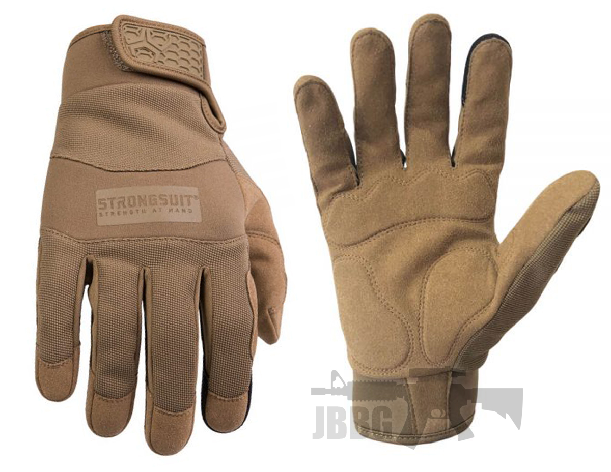 general utility coyote tan tactical gloves