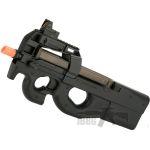 FN HERSTAL P90 METAL POLYMER AIRSOFT ELECTRIC GUN IN BLACK 1