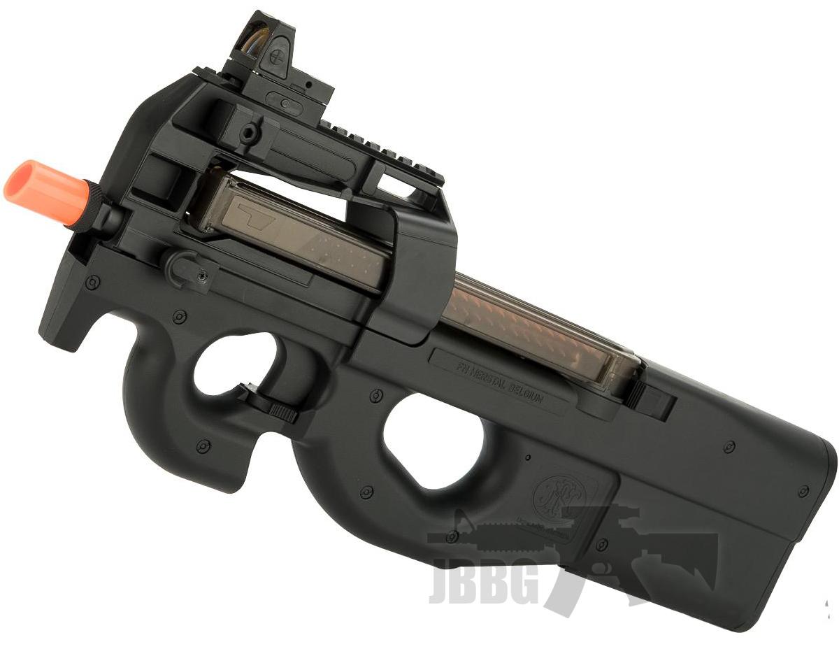 fn herstal p90 aeg airsoft gun