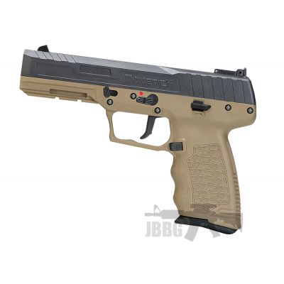 SRC Maverick Gas Blowback Airsoft Pistol