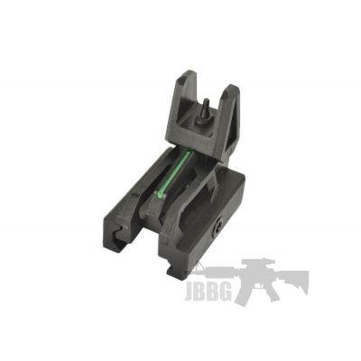 SRC Fiber Optic Flip Up Front Sight 20mm