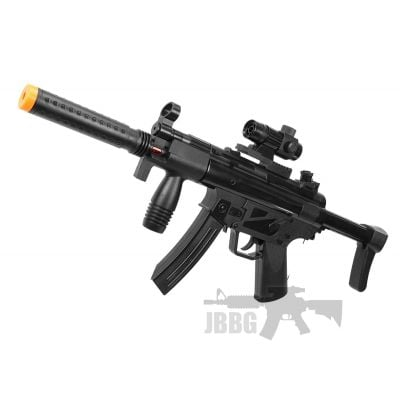 A&N Battery Operated Super Electric MP5 Style Toy Gun