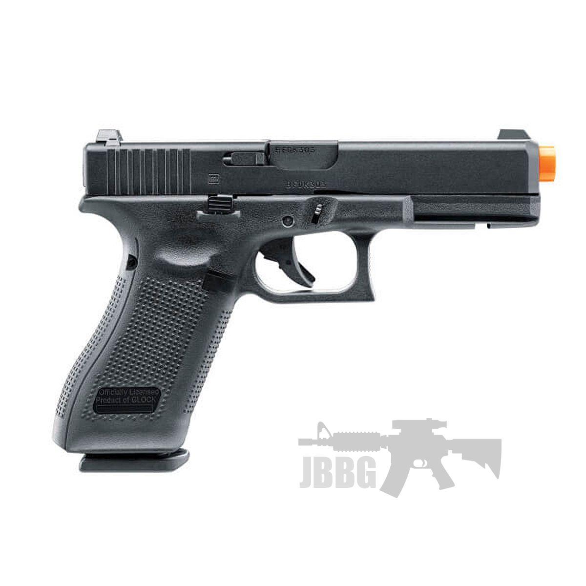 Glock G17 Gen5 Airsoft Gas Pistol with Blowback
