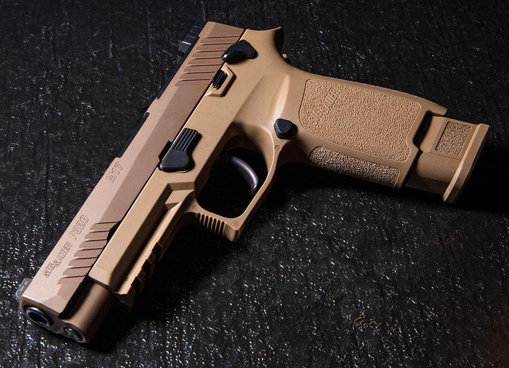 VFC Sig ProForce M17 Airsoft Pistol