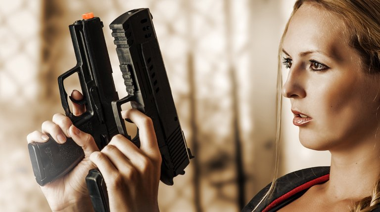 What Is the Difference Between an Air Gun and An Airsoft Gun?
