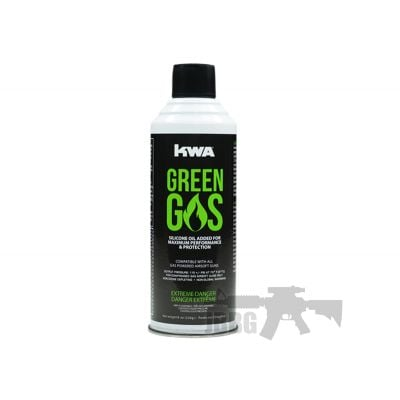 KWA Green Gas 8oz for Airsoft