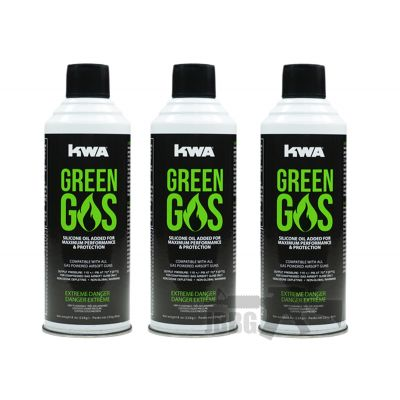 KWA Green Gas 8oz for Airsoft (Copy)