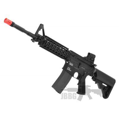 KWA LM4 RIS PTR Gas Blowback Rifle