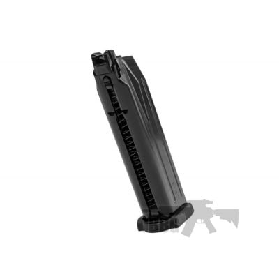 HK VP9 GBB Airsoft Pistol Magazine 6MM 22 RDS