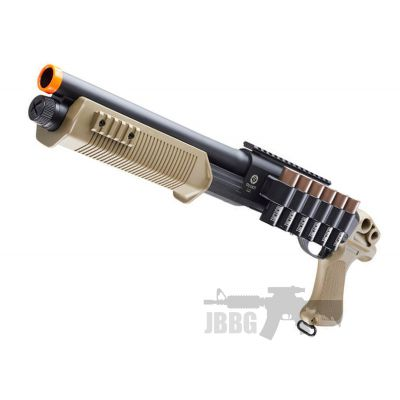 Tactical Force Tri-Shot Airsoft Shotgun 6mm