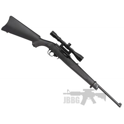Ruger 10/22 Air Rifle .177 Caliber Pellet Co2 Powered
