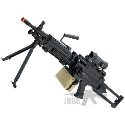 Fn Aeg M249 Para Featherweight Airsoft Gun