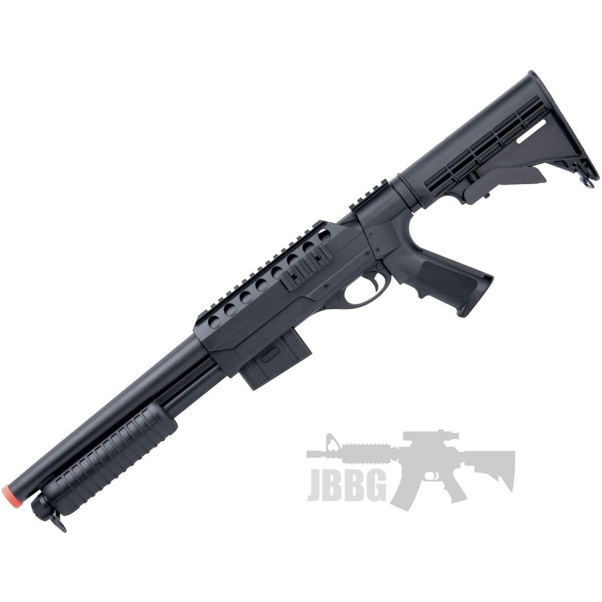 M47D1 Pump Action Spring Powered Airsoft Shotgun
