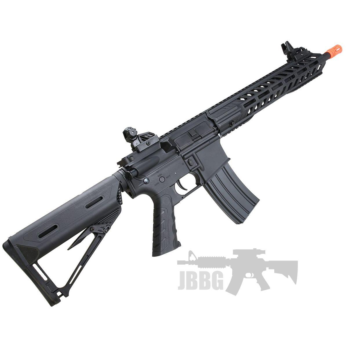 Bulldog Airsoft Diamondback ST QD AEG Airsoft Gun
