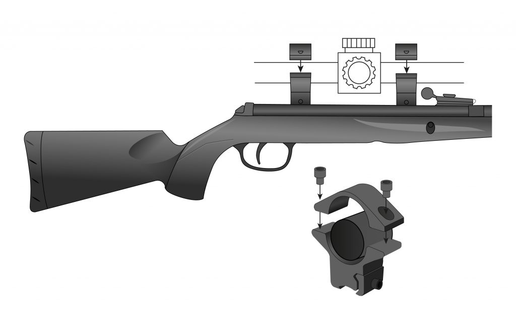 How to Setup a Airsoft Rifle Scope – The ultimate How-to Guide