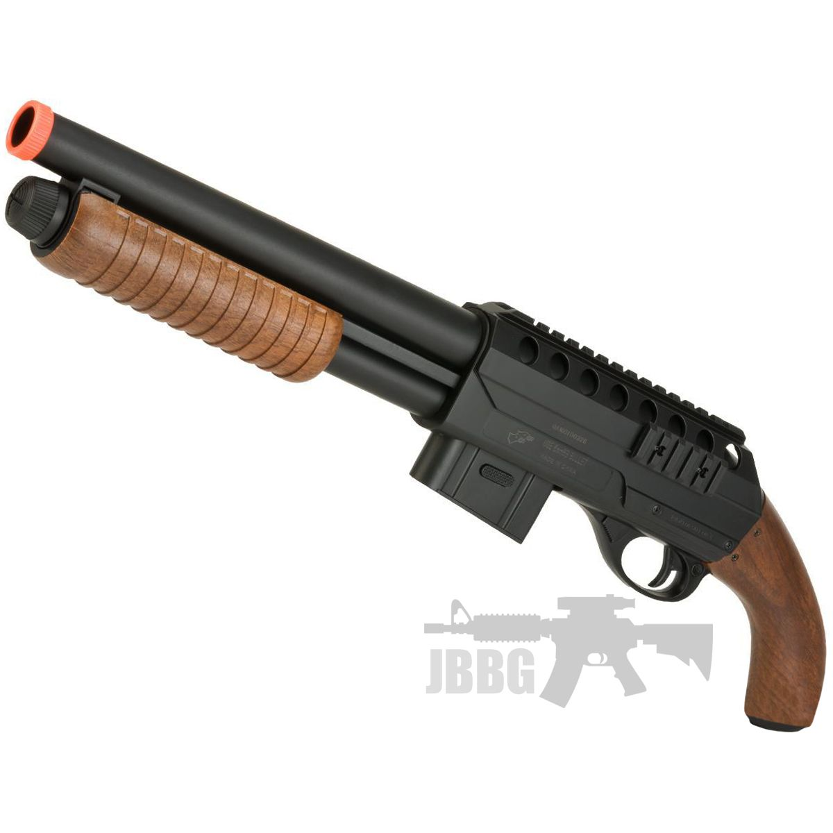 M47C1 Pump Action Spring Powered Airsoft Shotgun
