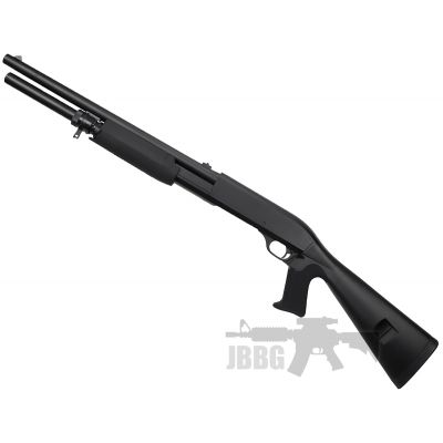 M56AL Pump Action Spring Powered Airsoft Shotgun