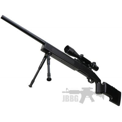 M62 Bolt Action Airsoft Sniper Rifle